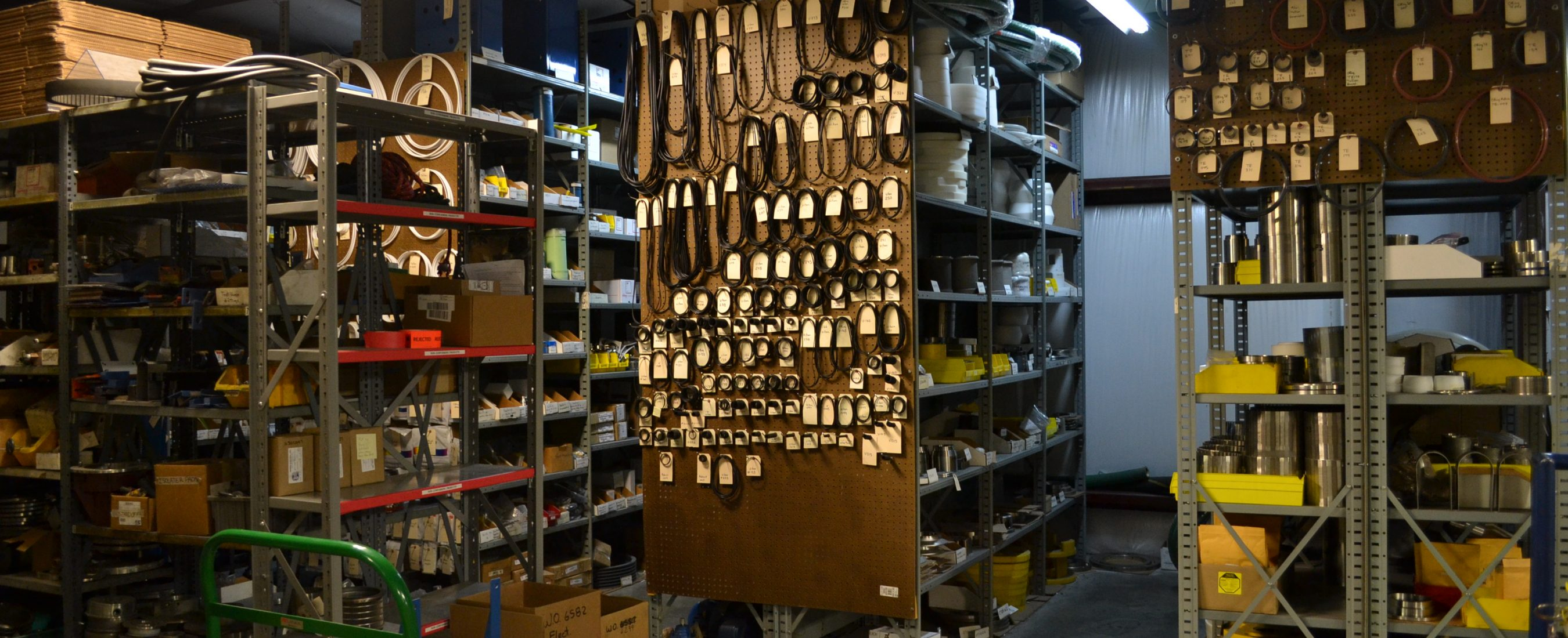 Full stock of on-site of CMC and Premier Mill Parts.